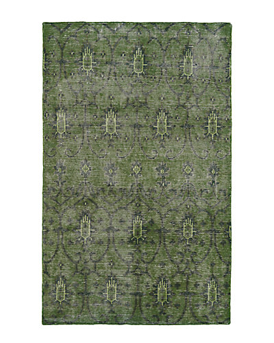 Restoration Hand-Knotted Rug