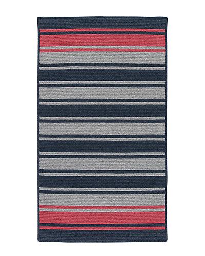 Frazada Stripe Braided Rug