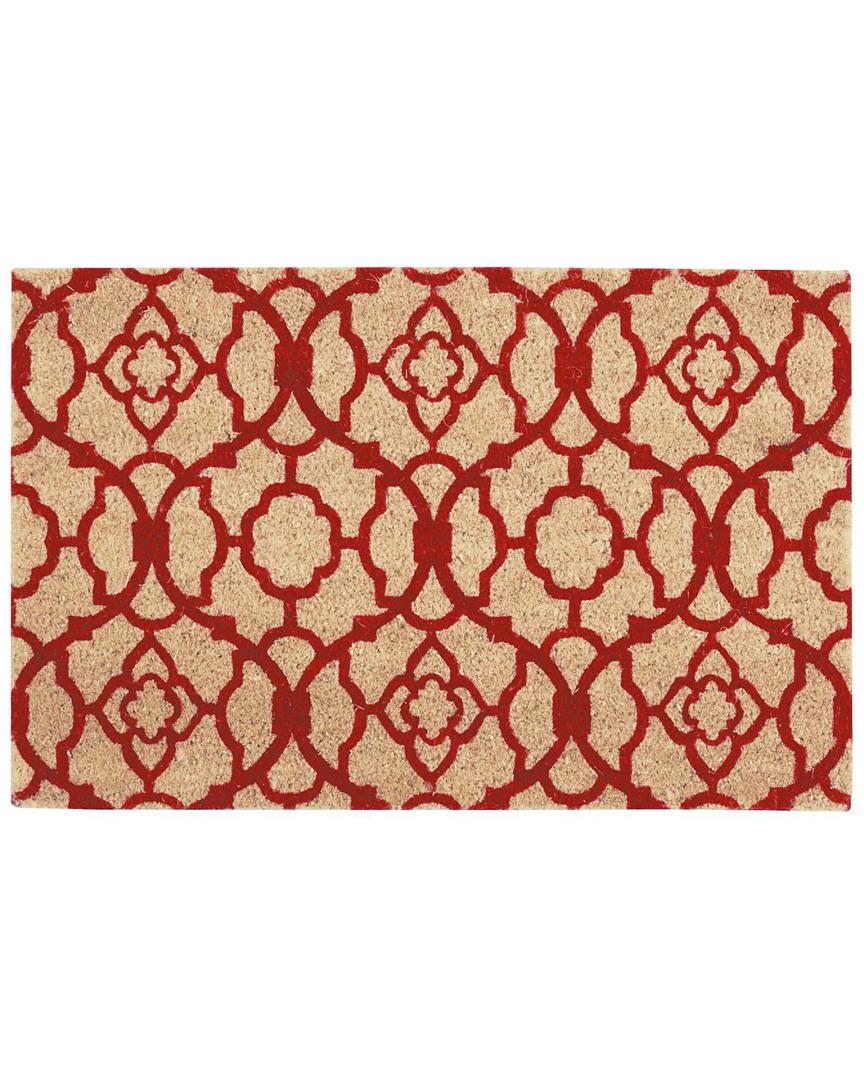 NOURISON Greetings Collection Indoor/Outdoor Doormat in Nocolor