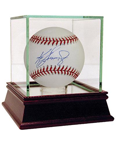 Ken Griffey Jr. Signed OAL Baseball