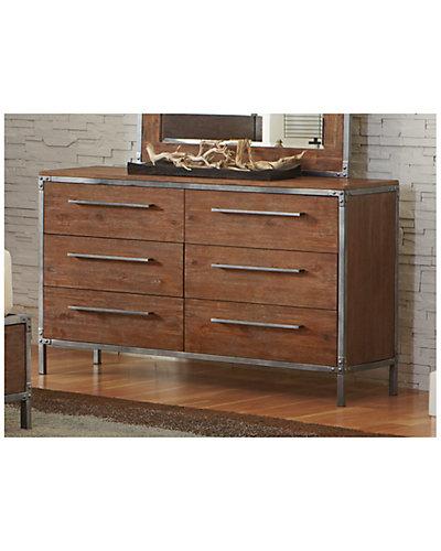 Arcadia Industrial Inspired Dresser