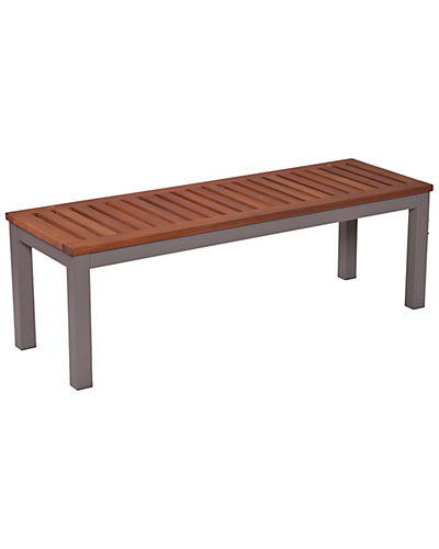 Mandalay Outdoor Backless Bench