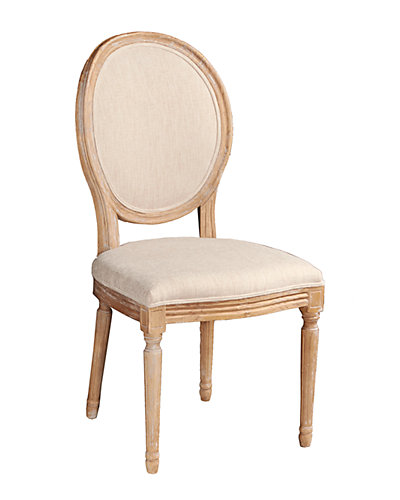Set of 2 Manchester Oval Back Chairs