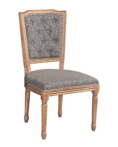 Set of 2 Nottingham Square Back Chairs