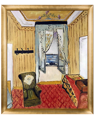 My Room at the Beau-Rivage by Henri Matisse Reproduction