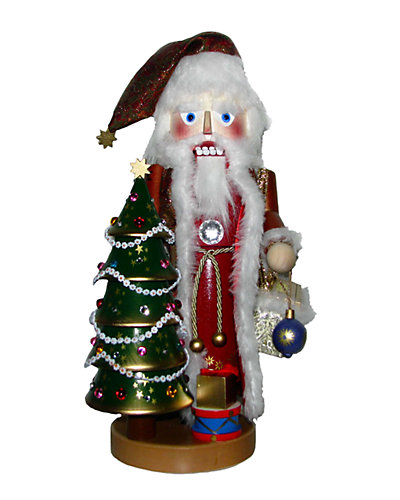 Steinbach German Santa Signed Nutcracker