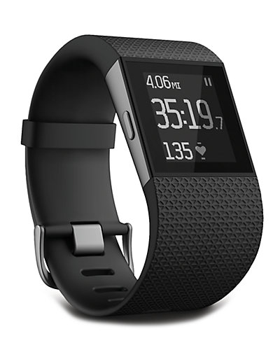 Brookstone Fitbit Surge Fitness Super Watch