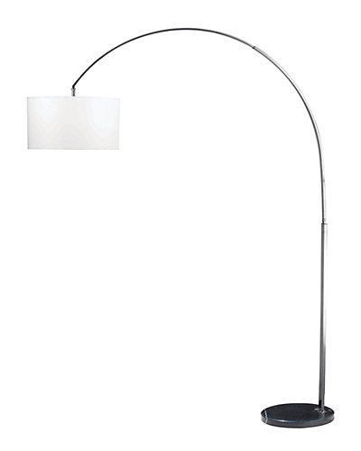 82in Normandy Arc Lamp