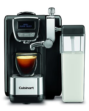 Cuisinart Defined Capuccino & Espresso Machine as seen on the Rachel Ray Show deals