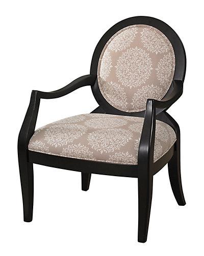 Batik Pearl Framed Chair