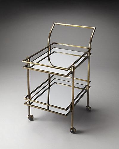 Butler Loft Bar Cart