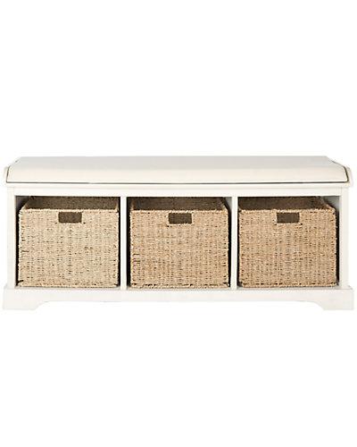 Lonan Storage Bench