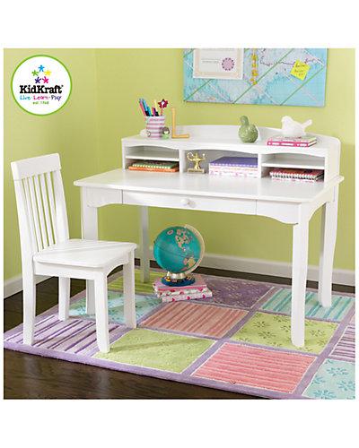 KidKraft Avalon 2pc Desk & Hutch Set