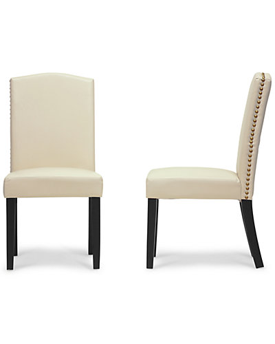 Trullinger Set of 2 Dining Chairs
