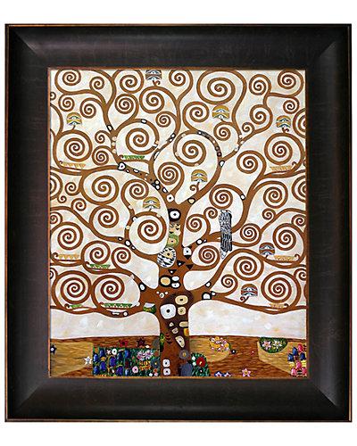 Tree of Life by Gustav Klimt Oil Reproduction