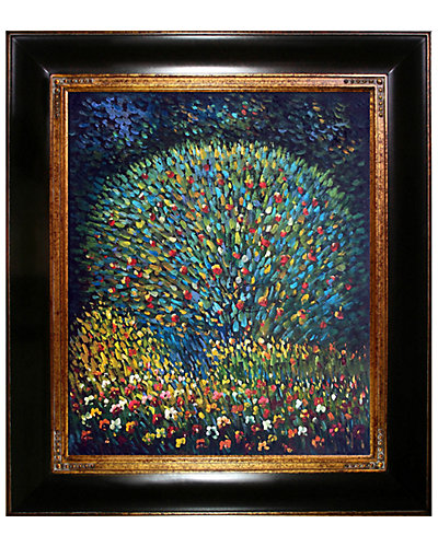 Apple Tree I by Gustav Klimt Oil Reproduction