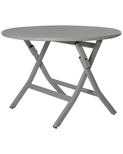 Ellis Round Folding Table