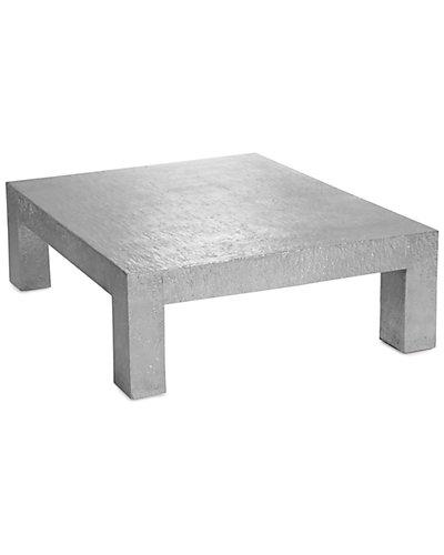 Michael Aram 14.5in Block Coffee Table