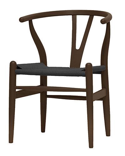 """Baxter """"Wishbone"""" Y Chair"""