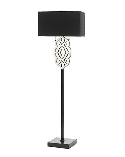 """""""Grill"""" 60in Floor Lamp"""