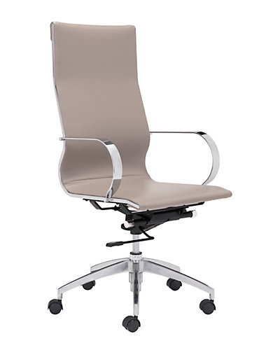 Glider Hi Back Office Chair