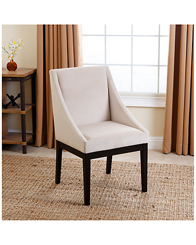 Hunter Curved Dining Chair