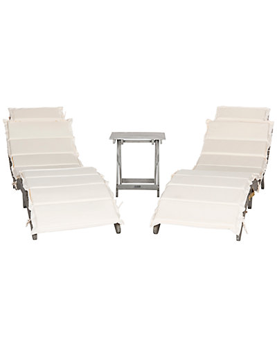 Pacifica 3 Piece Lounge Set V