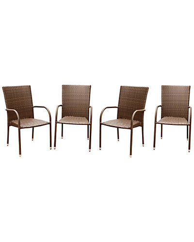 Palermo Set of Four Dining Chairs