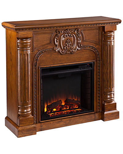 Romano Electric Fireplace