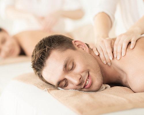 One Couple's Massage