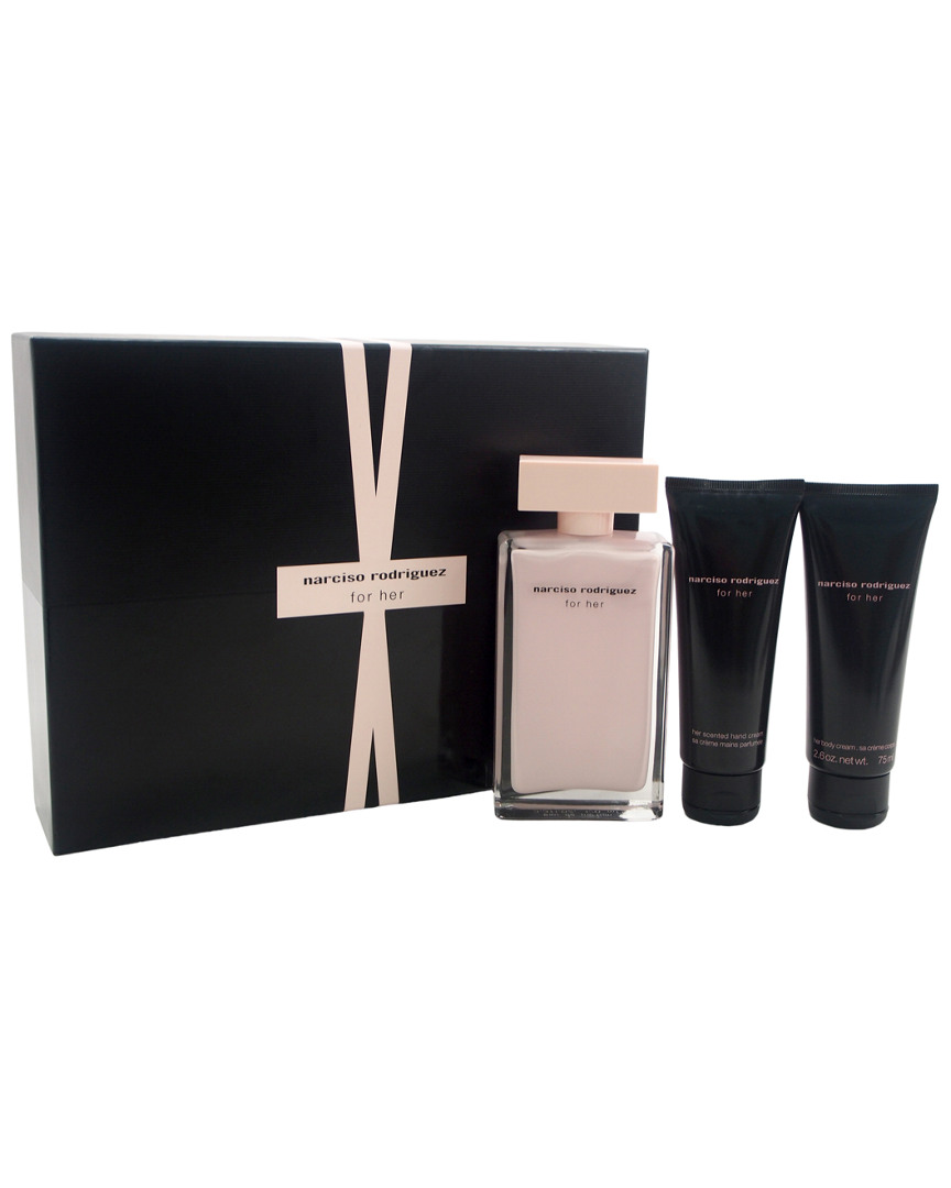 Narciso Rodriguez Women's Narciso Rodriguez For Her 3Pc Set 41200749510000