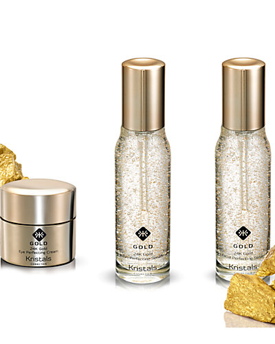 Kristals Gemstone Cosmetics