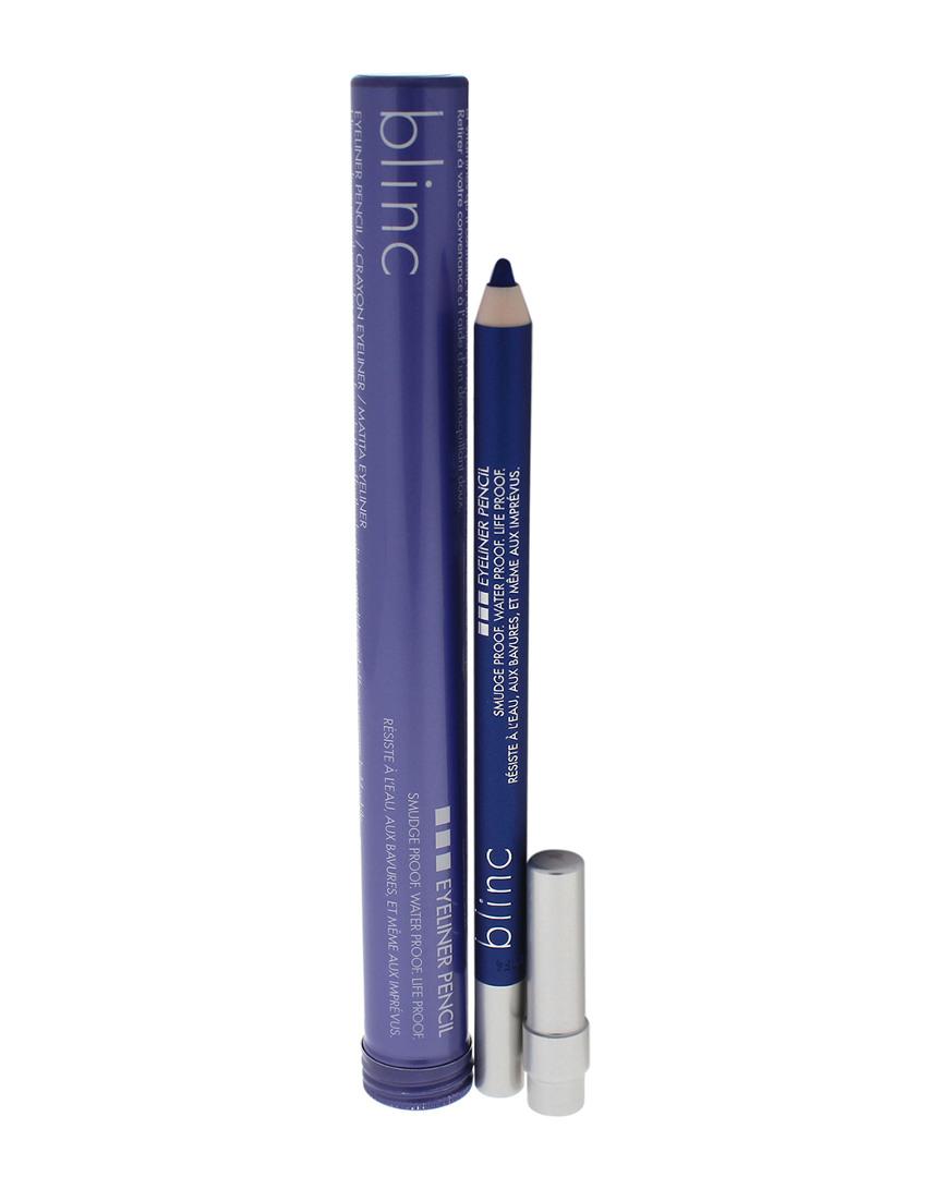 BLINC 0.04Oz Blue Waterproof Eyeliner Pencil in Nocolor