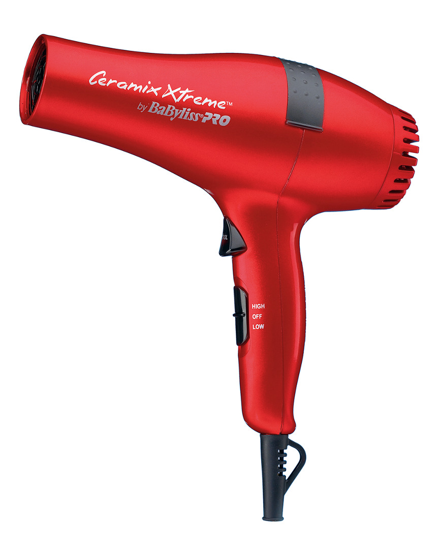 Babylisspro Babr5572 Ceramix Xtreme Dryer Red 41203698810000