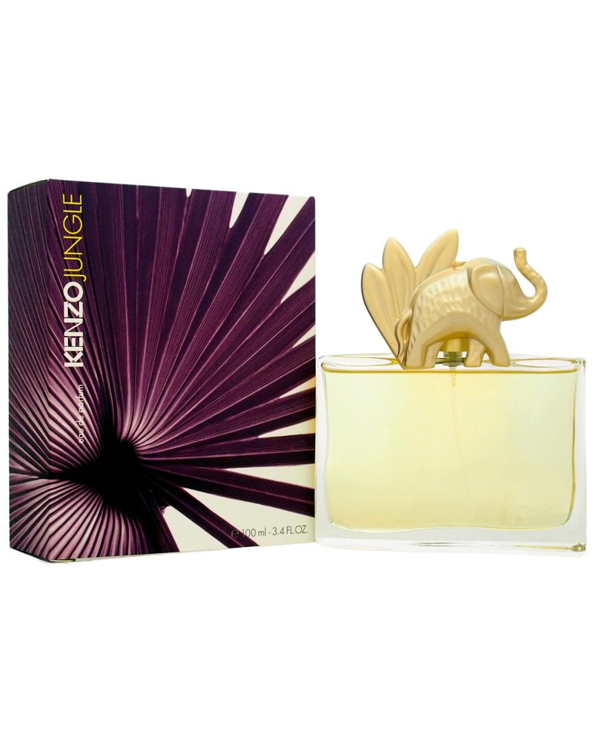 Jungle Le Elephant 3.4Oz Eau De Parfume Spray in Nocolor