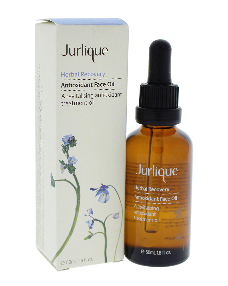 JURLIQUE 1.6Oz Herbal Recovery Antioxidant Face Oil in Nocolor