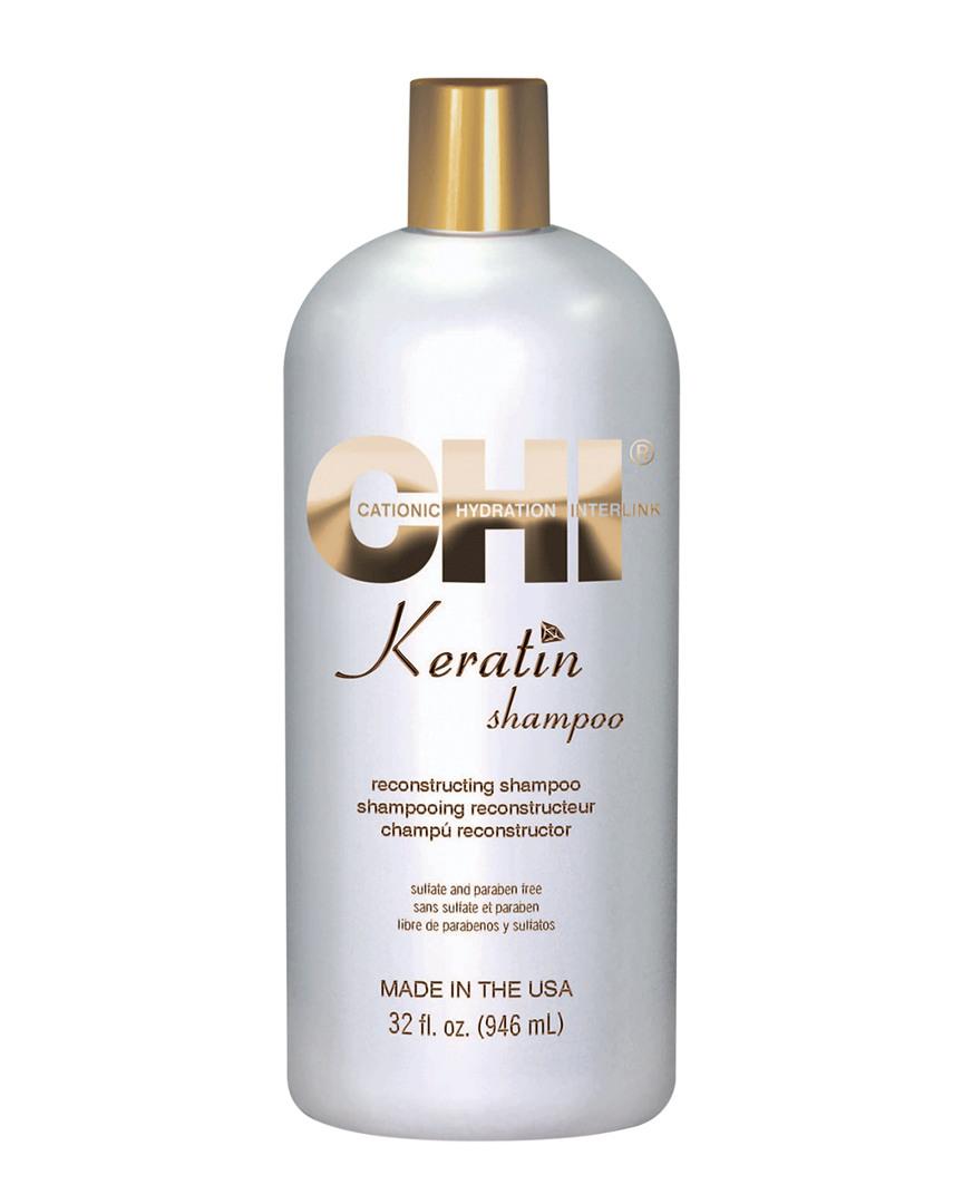 Chi 32Oz Keratin Shampoo 41206484270000