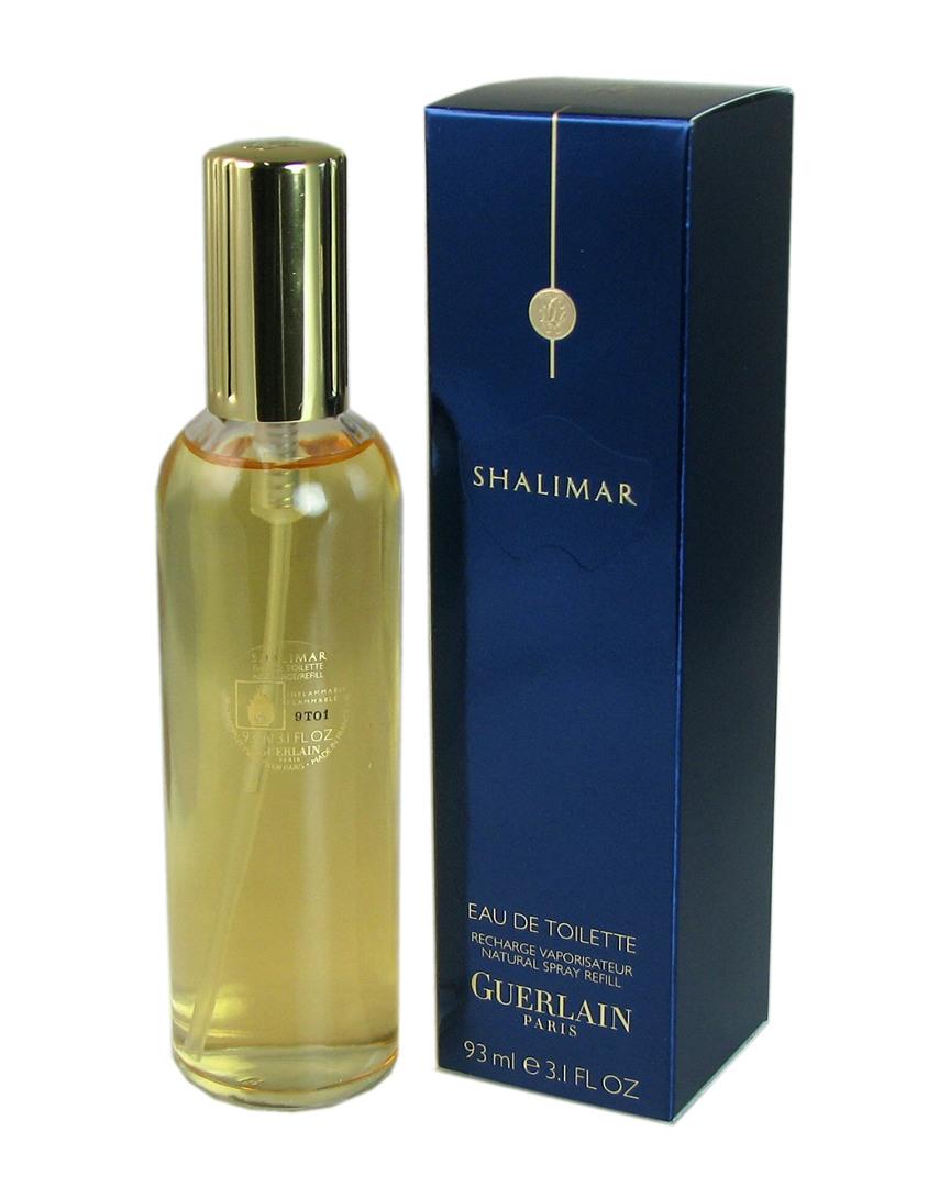 Guerlain Shalimar 31oz Eau De Toilette Spray Refill In Nocolor Parfum 90ml