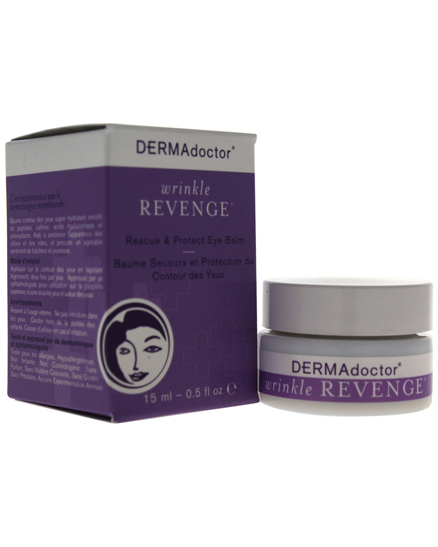 0.5Oz Wrinkle Revenge Rescue & Protect Eye Balm in Nocolor