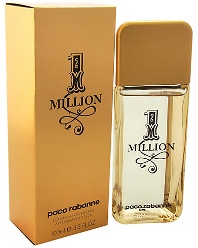 Paco Rabanne 3.3oz 1 Million Aftershave Lotion