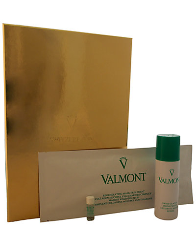 Valmont Unisex Set of 14 .1oz Time Master Intensive Program Treatments