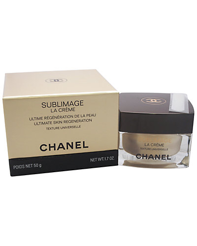 Chanel Unisex 1.7oz Sublimage La Creme Ultimate Skin Regeneration Texture Fine