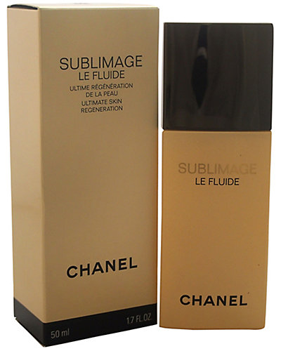 Chanel Unisex 1.7oz Sublimage Le Fluide Ultimate Skin Regeneration Serum