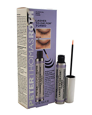 Peter Thomas Roth 0.16oz Lashes To Die for Turbo Eyelash Treatment featured on Trendy @ Wendy deals