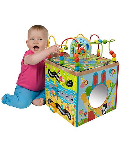 ALEX Toys Maxville Activity Cube