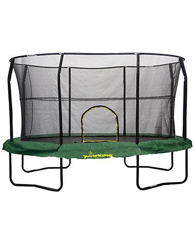 Jumpking Oval 8ft x 12ft Trampoline