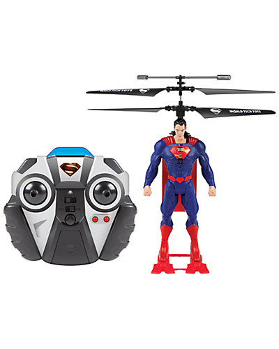 World Tech Toys DC Comics Licensed Superman 2CH IR RC Helicopter