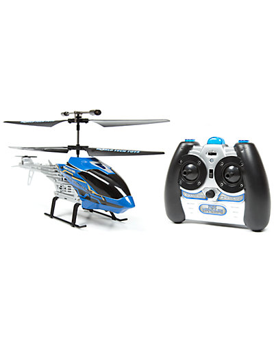 """World Tech Toys """"Rex Hercules"""" Unbreakable RC Helicopter"""