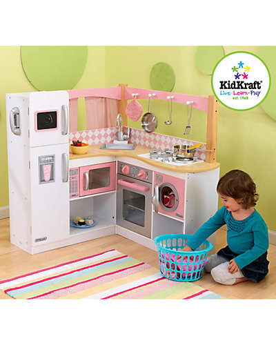 "KidKraft ""Grand Gourmet"" Corner Kitchen"