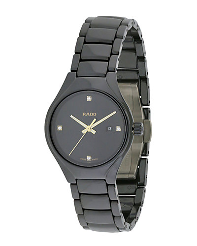 Rado Women's Ceramic Diamond Watch
